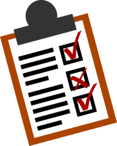 safety guidelines checklist