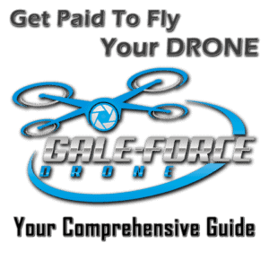 galeforcedrone get paid to fly your drone