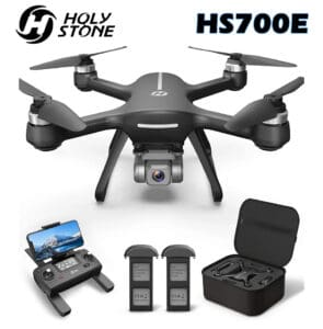 drones with gps under $300 Holy Stone HS700E