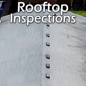 rooftop inspection services